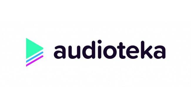 Dárkové poukazy Audioteka