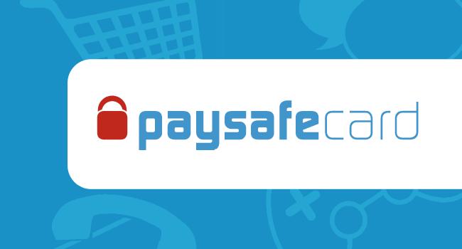 Dárkové poukazy Paysafecard